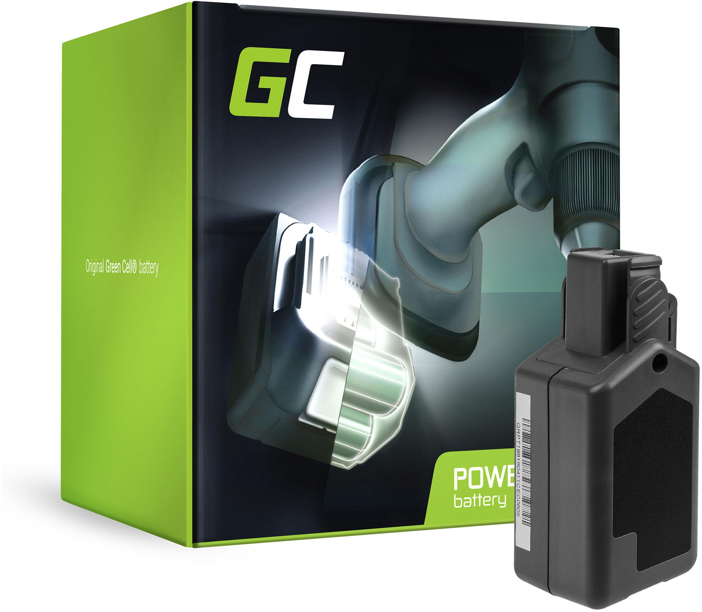 Bateria Green Cell (2Ah 18V) 7038672 7420096 Power Pack 3 Green Cell do Wolf-Garten 7420000 GT 815 GTB 815 HSA 45 V