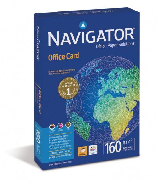 Papier Navigator Office Card A3, 160gsm, 250 arkuszy (XA3-160-NAVIGATOR)