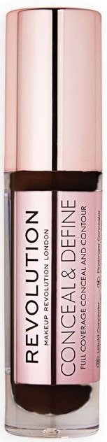 Makeup Revolution Conceal and Define Concealer Korektor do twarzy C18 - C18