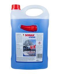 SONAX Xtreme - gotowy zimowy płyn do spryskiwaczy do -20st 4L