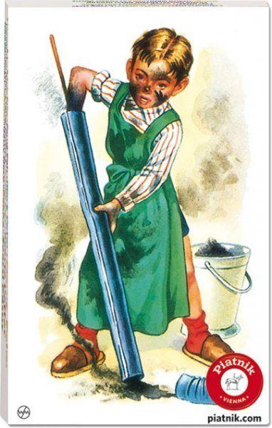 Czarny Piotruś, Dziecin