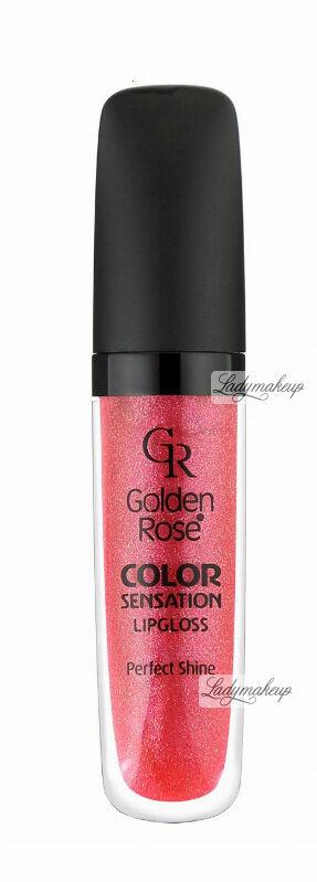 Golden Rose - COLOR SENSATION LIPGLOSS - Błyszczyk do ust - 115