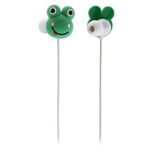 Słuchawki douszne - żabka