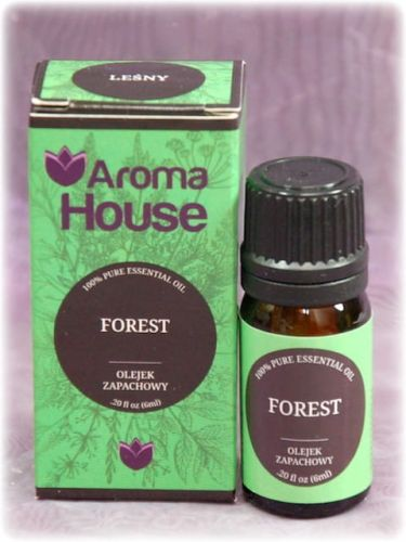 FOREST - Olejek zapachowy Aroma House 6 ml