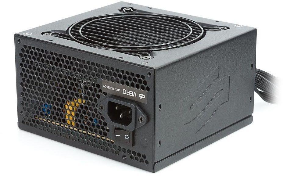Zasilacz SilentiumPC Vero L3 Bronze 500W ATX 120mm 80+ Bronze Spraw >89%