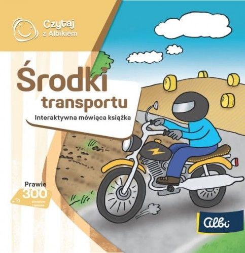 Czytaj z Albikiem Środki Transportu Albi