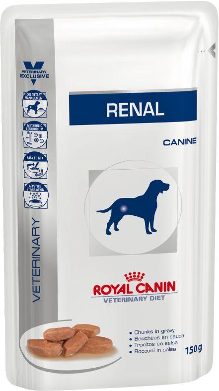 Royal Canin Veterinary Diet Dog RENAL Pouch saszetka