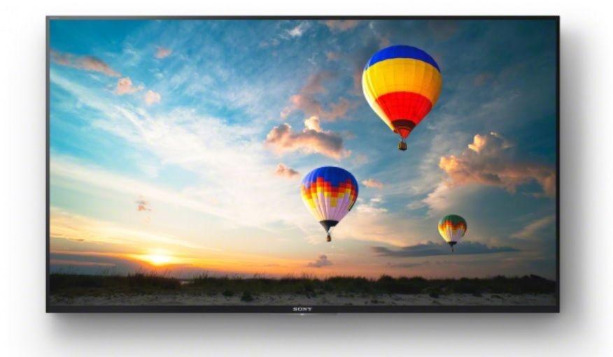"Monitor Sony FW-49XE8001 49"" Bravia"