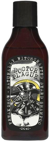 Pan Drwal Freak Show Dr Plague szampon do brody 150 ml