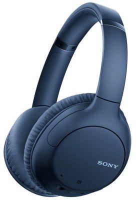 Słuchawki bezprzewodowe SONY WH-CH710N Niebieski. > DARMOWA DOSTAWA ODBIÓR W 29 MIN DOGODNE RATY
