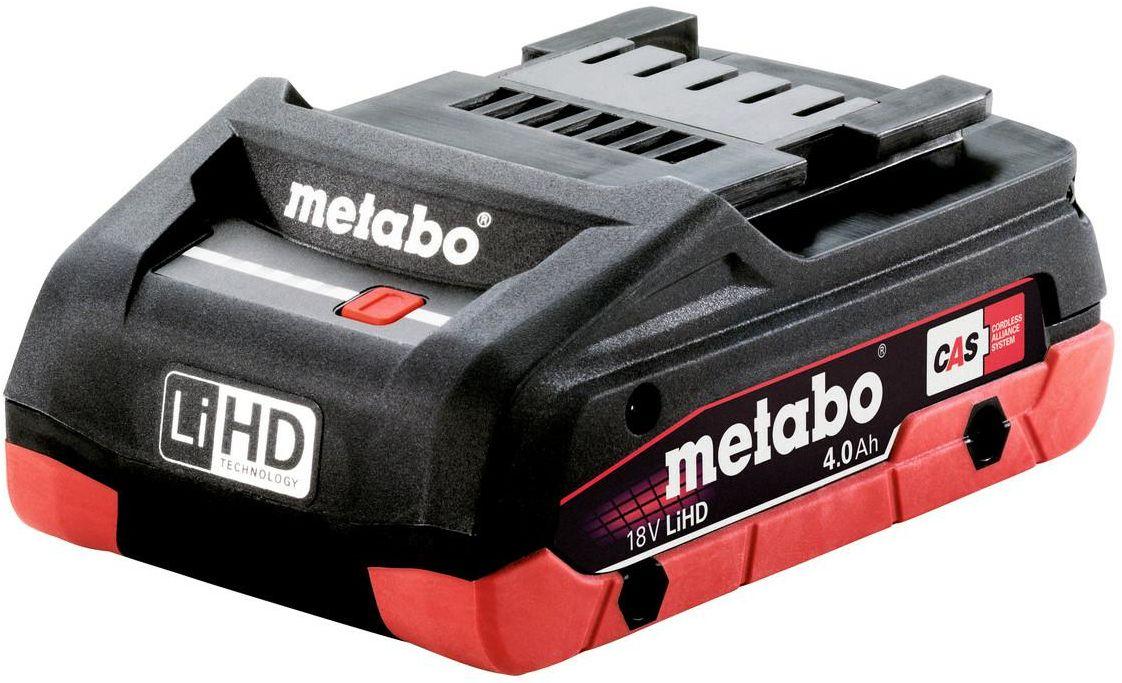 METABO.AKUMULATOR 18V 4,0Ah LiHD