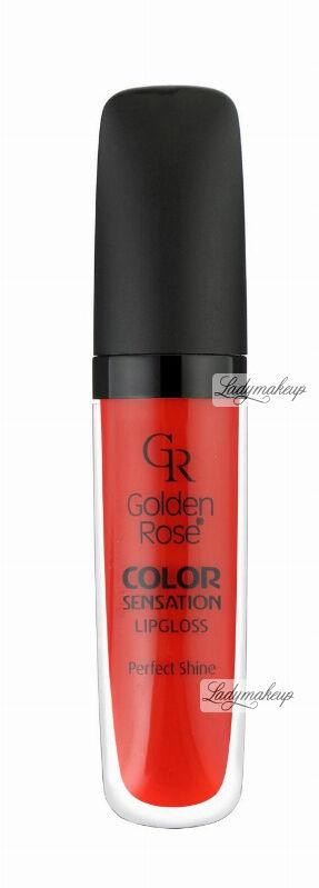 Golden Rose - COLOR SENSATION LIPGLOSS - Błyszczyk do ust - 122