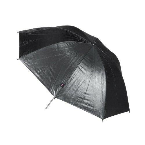 Quadralite parasolka srebrna 120cm