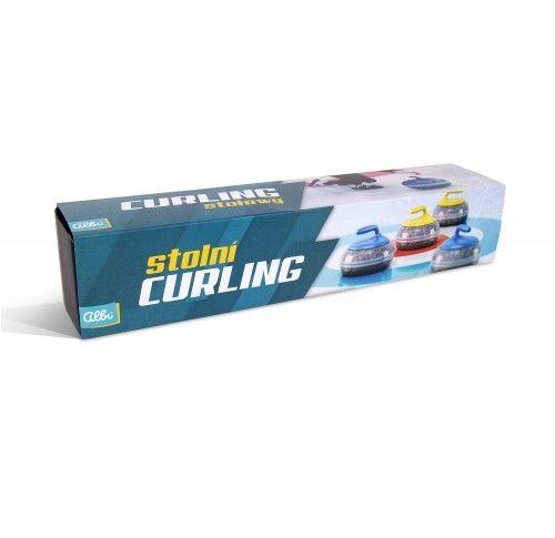 Curling stołowy gra zręcznościowa Albi