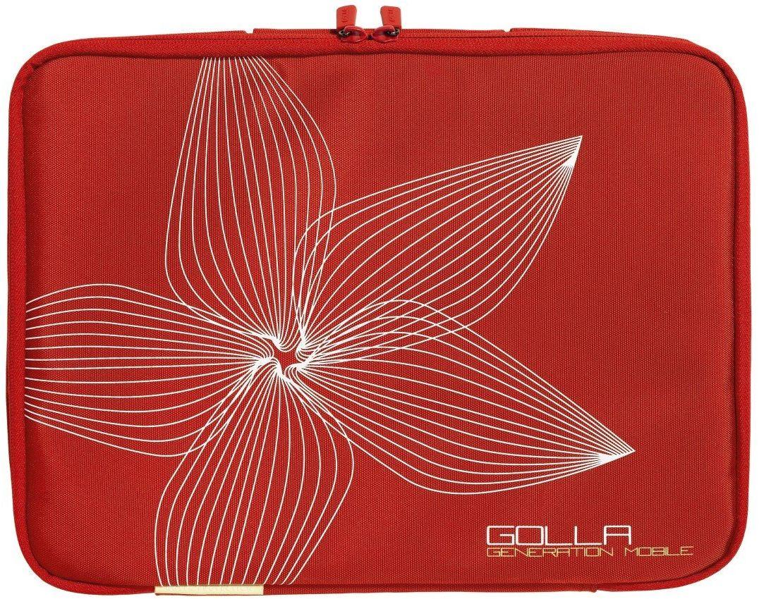 Golla G840 Autumn torba na notebooka do 34 cm (13 cali) czerwona
