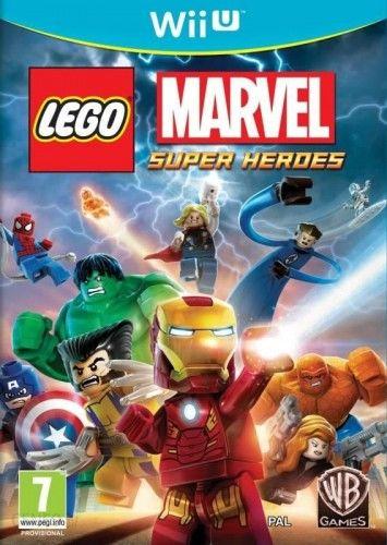 LEGO Marvel Super Heroes WiiU Używana