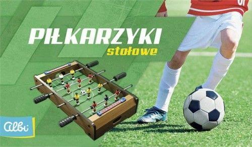 Piłkarzyki stołowe gra zręcznościowa Albi