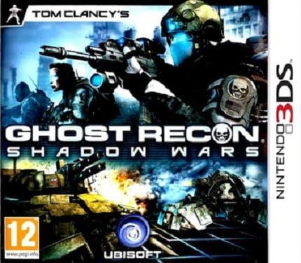 Tom Clancy''s Ghost Recon Shadow Wars 3DS Używana