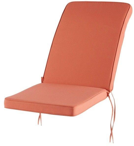 Poduszka na fotel GoodHome Tiga mango