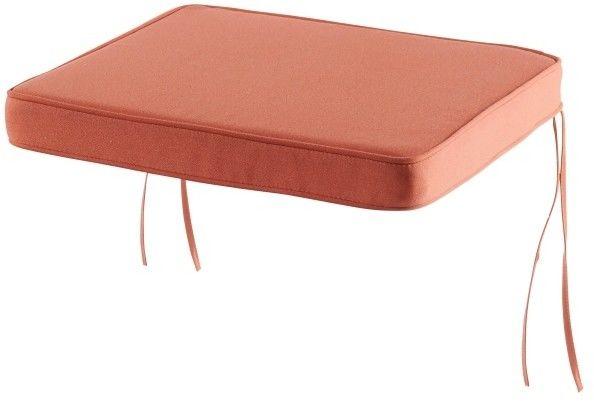 Poduszka na siedzisko GoodHome Tiga mango