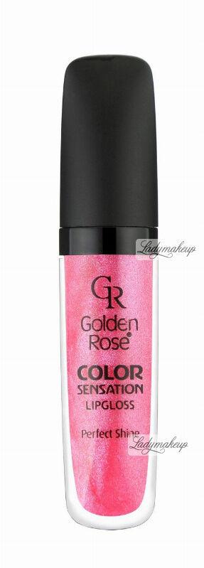Golden Rose - COLOR SENSATION LIPGLOSS - Błyszczyk do ust - 110