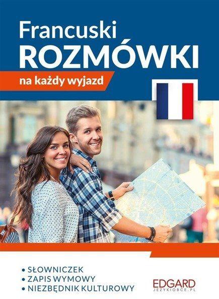 Francuski. Rozmówki na każdy wyjazd - Michał Goreń