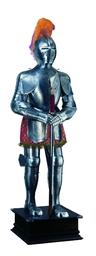 ZBROJA RYCERSKA 1:1 Z XVI w. GRAWEROWANA zbroja rycerska (908)