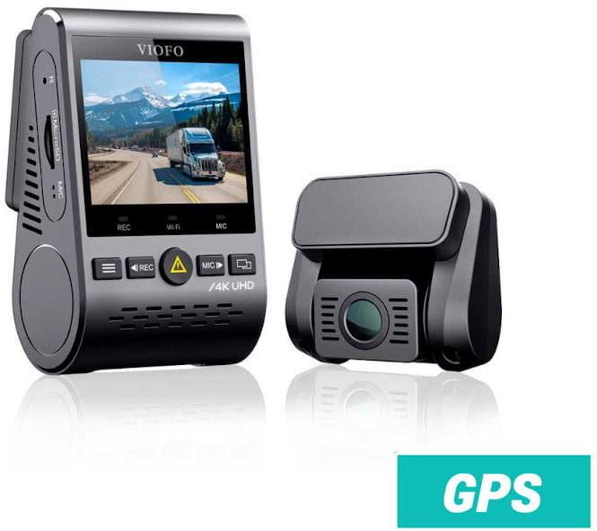 Kamera samochodowa Viofo A129 PRO 4K DUAL GPS