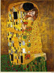 onthewall Gustav Klimt The Kiss Art nouveau plakat sztuka wydruk 40 x 30 cm (PDP 009)