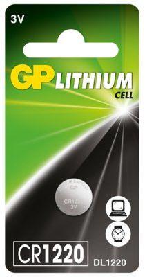 Baterie guzikowe GP CR1220-U1. > DARMOWA DOSTAWA ODBIÓR W 29 MIN DOGODNE RATY