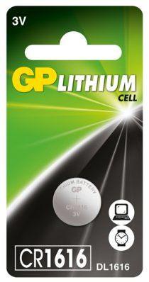 Baterie guzikowe GP CR1616-U1. > DARMOWA DOSTAWA ODBIÓR W 29 MIN DOGODNE RATY