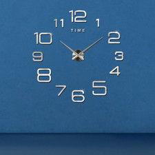 """Zegar ścienny """"zrób to sam"""" cichy #23S4 /315mm"""