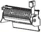 Dyspenser (odklejak) do drukarki Zebra ZM400