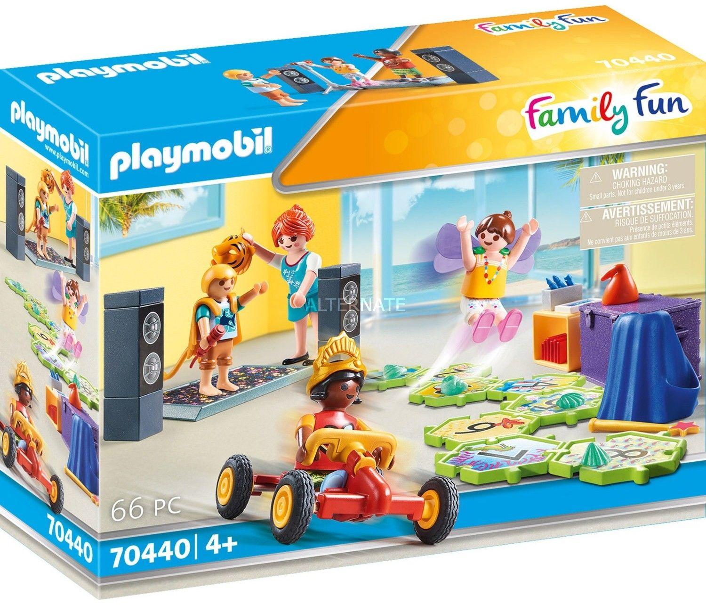Playmobil - Kids Club 70440