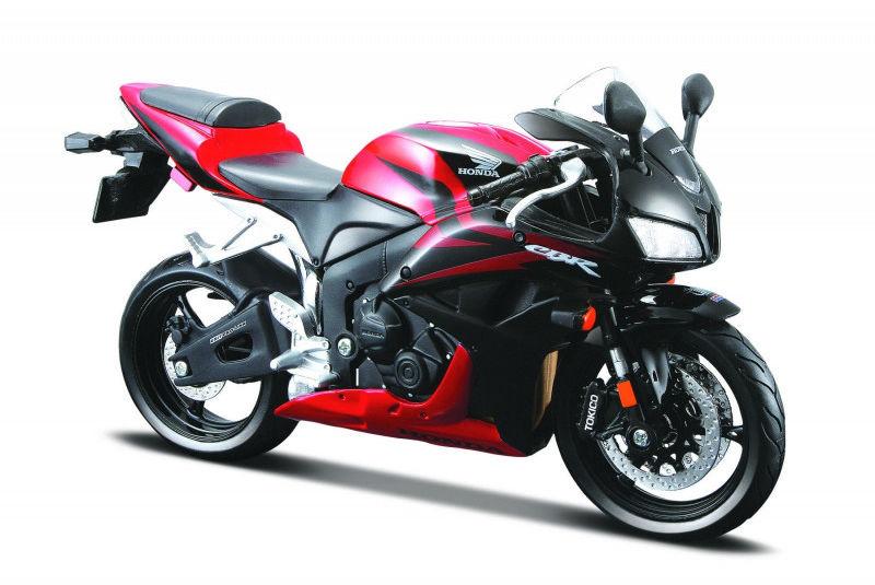Motocykl Honda CBR 600 RR 1/12