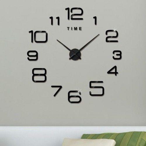 "Zegar ścienny ""zrób to sam"" cichy #23B4 /315mm"