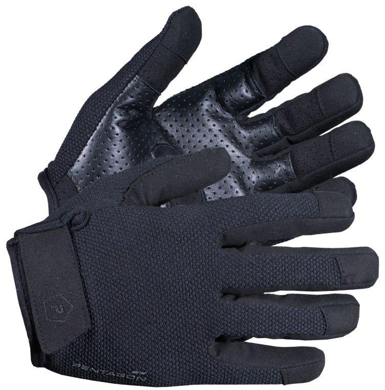 Rękawice taktyczne Pentagon Theros Summer Black (P20028-01)