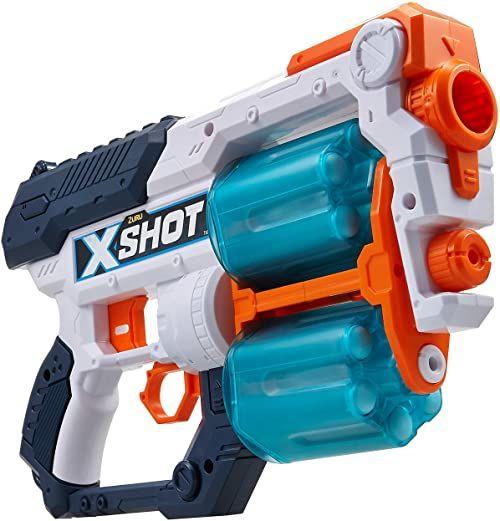 ZURU X-SHOT 36436 X-Shot Excel Xcess Foam Blaster (16 lotek) by
