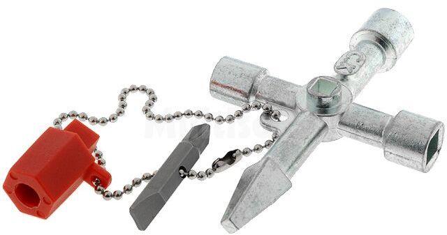 Zestaw kluczy specjalistycznych C.K 495015; 90mm