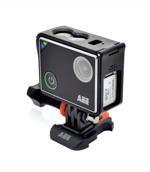 Kamera sportowa AEE Lyfe TITAN dotykowy ekran 4K AEE Magicam LYFE TITAN life live tytan touch