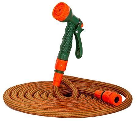 Wąż Ogrodowy Rozciągliwy Z Armaturą 2,5-10m RAMP