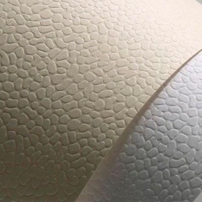 Karton ozdobny wizytówkowy A4 230g mozaika biały