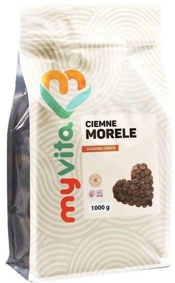 MyVita morele ciemne owoce suszone 1000 g