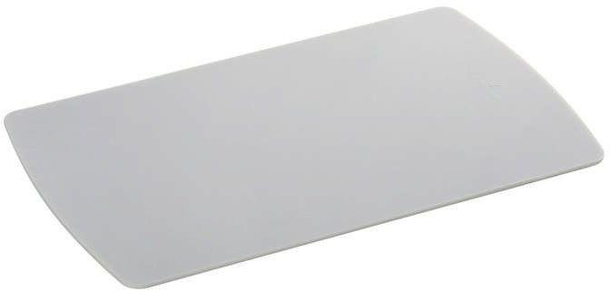 Zassenhaus - easy cut plus - deska do krojenia, 25,00 cm, szara