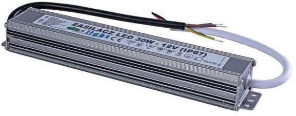 ZASILACZ LED 30W / 12V IP67 EKZAS755