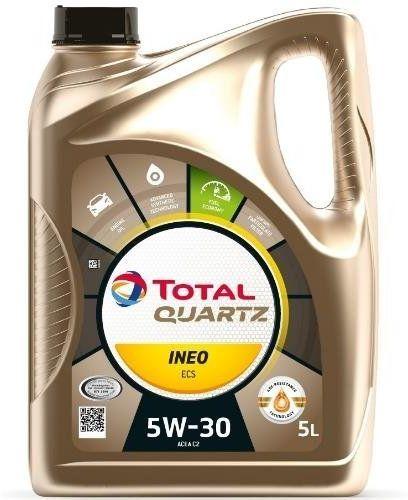 Olej silnikowy Total Quartz INEO ECS 5W30 5L