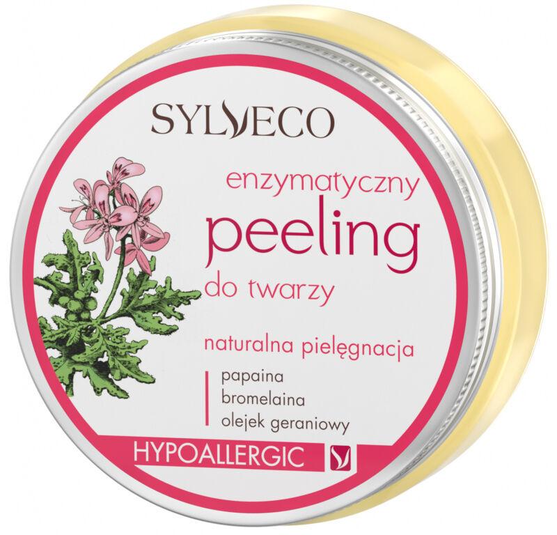 SYLVECO - Enzymatyczny peeling do twarzy - 75 ml