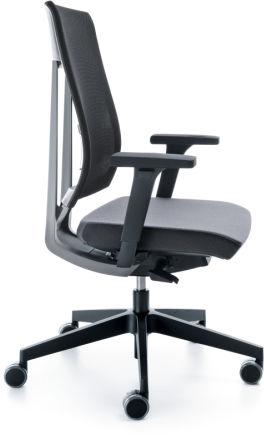 PROFIM Fotel Obrotowy XENON NET 100STL