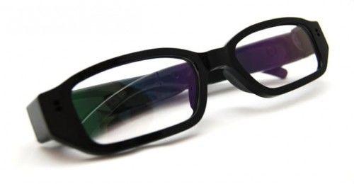 Okulary z kamerą szpiegowskie v11 480p