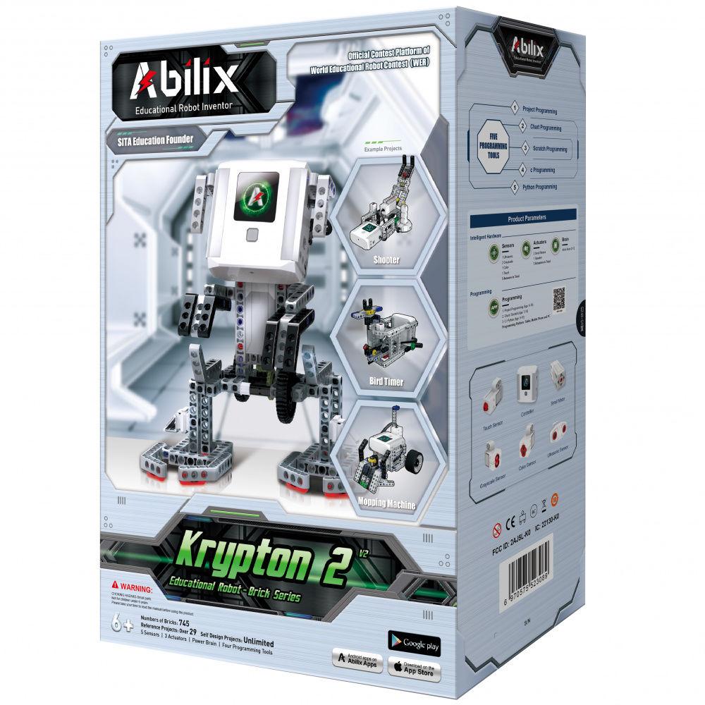Abilix - Krypton 2 V2 - Robot zabawka